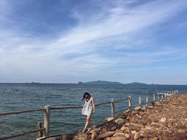 Check in những khoảnh khắc đẹp tại biển Bãi Đông