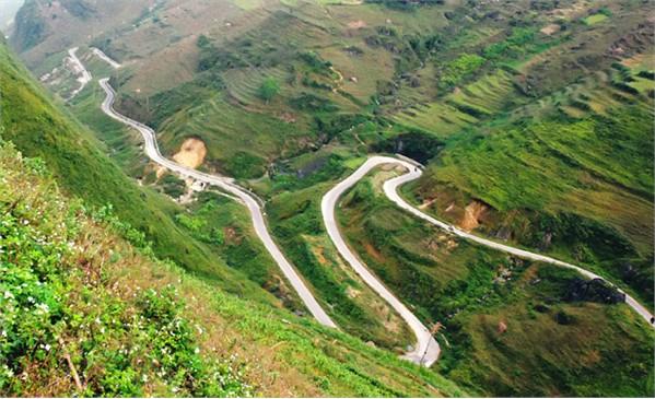 Cung đường hạnh phúc tại Hà Giang