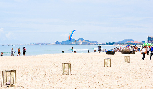 Bãi biển Phạm Văn Đồng Đà Nẵng
