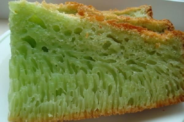 Bánh bò rễ tre món ngon đặc sản miền đất An Giang