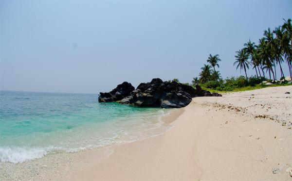 Đảo An Bình đảo bé lý sơn, khung cảnh hoang sơ thơ mộng