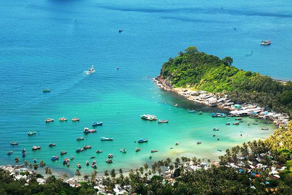 Du lịch Nam Du quần đảo đẹp nhất tại Việt Nam