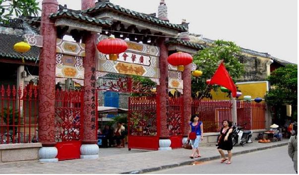 Hội quán Triều Châu điểm du lịch bụi hấp dẫn tại Hội An