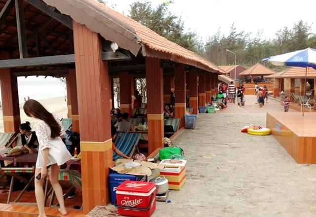 Làng du lịch chí linh nổi tiếng tại Vũng Tàu