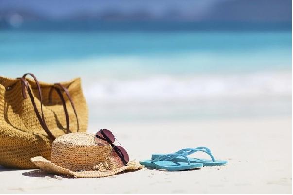Những vật dụng cần thiết khi đi biển