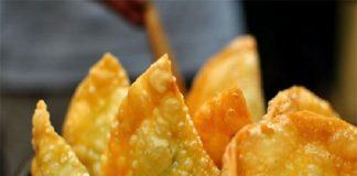bánh gối món ăn ngon mùa đông hà nội