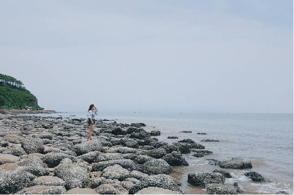 Khám phá nét đẹp hoang sơ của Đảo Hòn Dấu