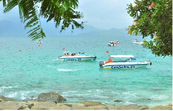 Khám phá vẻ đẹp của Đảo hòn mun Nha Trang