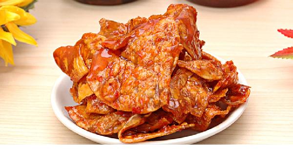 Mực rim me món ăn ngon đặc sản Đà Nẵng