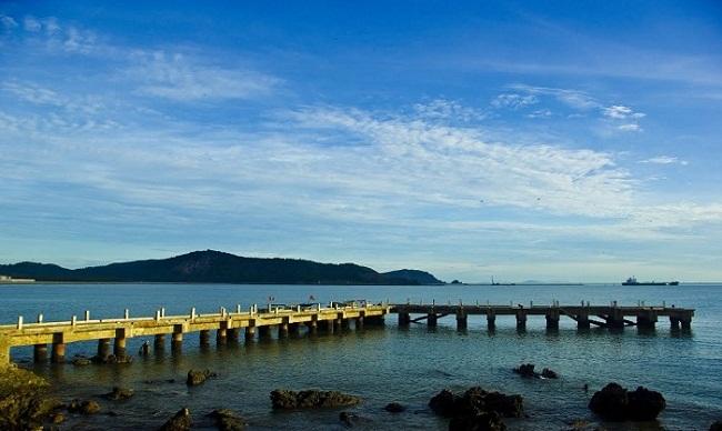 Vẻ đẹp hoang sơ đảo lan châu