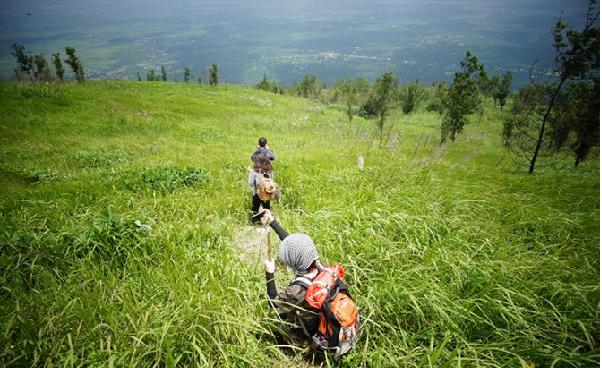Núi Chứa Chan gây ấn tượng bởi độ cao và thiên nhiên hùng vĩ