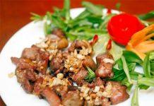 Những món ăn ngon đặc sản Sơn la níu chân du khách