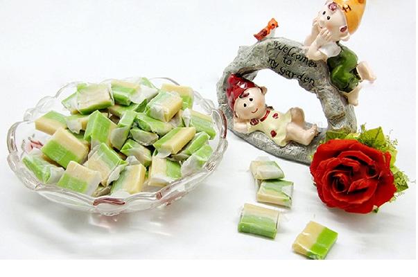 Kẹo dừa bến tre- món ăn vặt hấp dẫn du khách