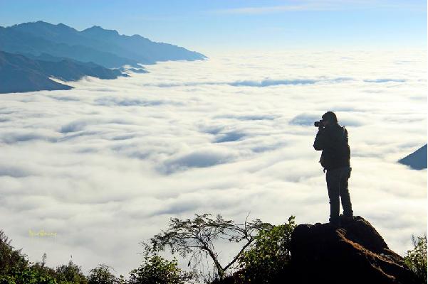 Du lịch Sơn La Săn mây trên Tà Xùađiểm đến thu hút dân phượt