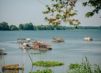 Du lịch bụi An Giang mùa nước nổi 2018