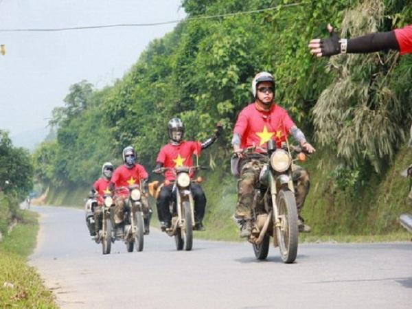 Phượt Miền Tây bằng xe máy cần lưu ý những gì?