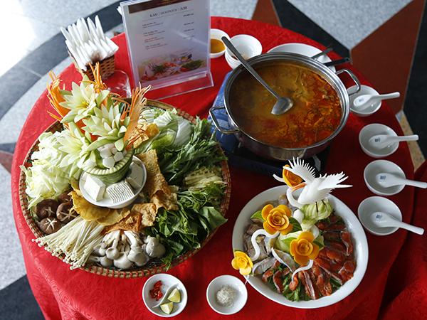 Lẩu cá hồi sapa món ngon hấp dẫn thu hút du khách