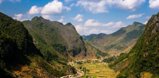 Thung Lũng sủng là hà Giang - bức tranh thiên nhiên thanh bình