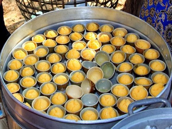 Ẩm thực từ cây thốt nốt An Giang ngon, lạ miệng
