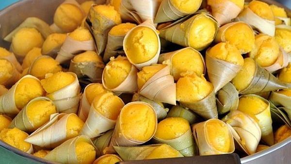 Bánh bò món ăn ngon, ẩm thực từ cây thốt nốt hấp dẫn