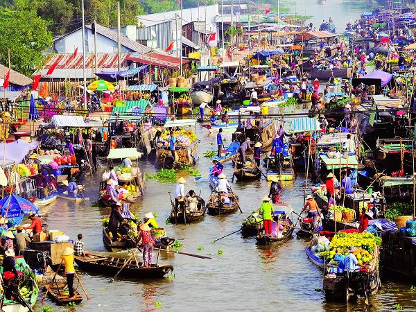 Du lịch Tiền Giang mùa hè có gì hay?