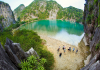 Du lịch khám phá Đảo Mắt Rồng 2018