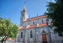 Nhà thờ đá Bảo Nam - Nghệ An điểm du lịch thu hút