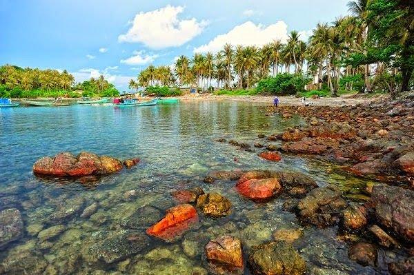 Du lịch Kiên Giang Phượt đảo Nam Du