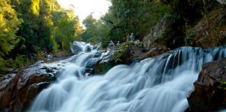 Những thác nước thu hút nhất ở Đà Lạt 2018