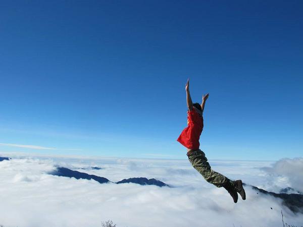 Phượt Sơn La săn mây Tà Xùa