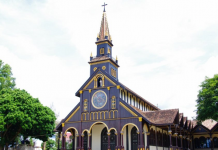 Điểm du lịch hấp dẫn ở thành phố pleiku