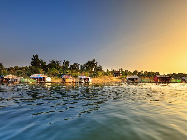 Phượt Hồ Trị An - điểm đến ngẫu hứng dịp cuối tuần