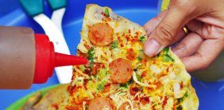 Bánh tráng nướng Đà Lạt - pizza thành phố sương mù