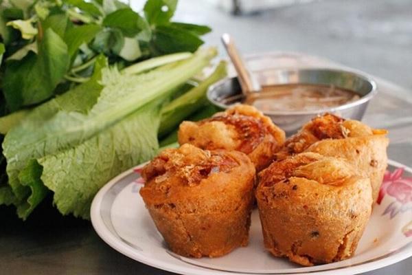 Đặc sản Sóc Trăng - Bánh cóng