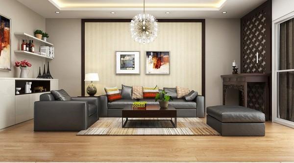 Bố trí ghế sofa chuẩn phong thủy