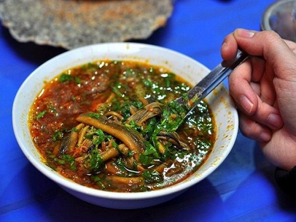 Cháo lươn - đặc sản Nghệ An nổi tiếng