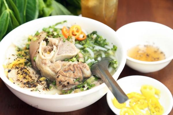 Đặc sản Tây Ninh Bánh canh Trảng Bàng