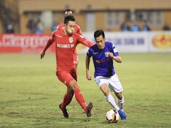 Hà Nội FC đánh bại Bình Dương ở AFC Cup