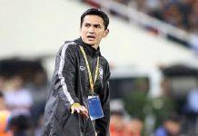 HLV Kiatisak tự tin Thái Lan có thể vào vòng loại thứ 3