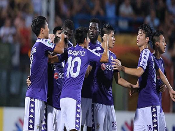 Hà Nội FC áp đảo á quân AFC Cúp 2018
