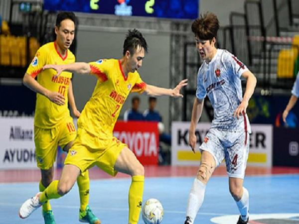 Thái Sơn Nam đối đầu với CLB của Trung Quốc