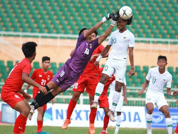 Indonesia và Myanmar chính thức vào bán kết ĐNÁ