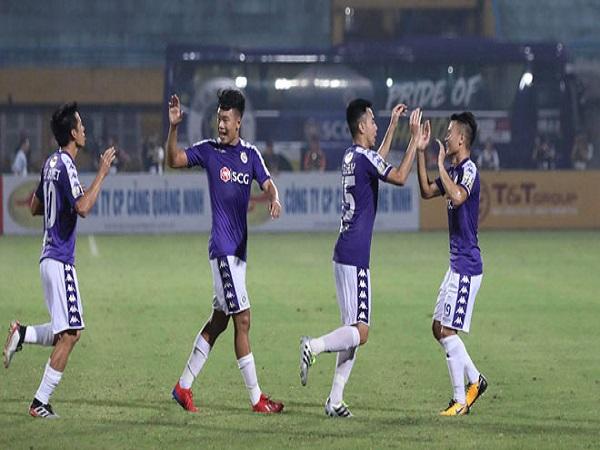Hà Nội FC có phong độ quá khủng