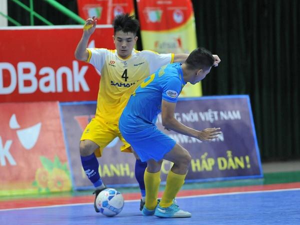 Sanna Khánh Hòa đại thắng ở vòng 15 VCK giải futsal HDBank VĐQG 2019