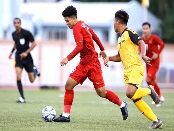 Chiến thắng U22 Brunei thầy Park dễ chịu hơn