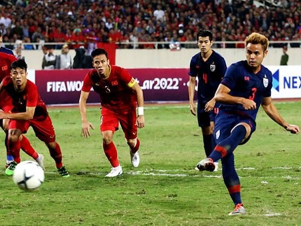 Hậu vệ Thái Lan xin lỗi vì sút quả 11m hỏng trước tuyển Việt Nam