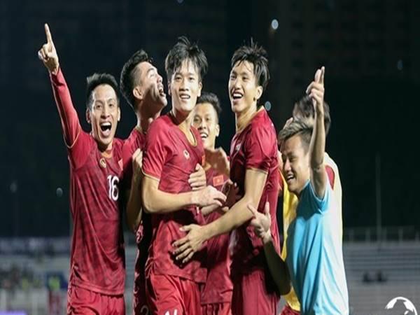 Quật ngã U22 Indonesia, chiến thắng bất khuất của U22 Việt Nam