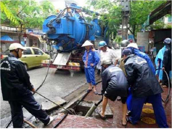 Hút Bể Phốt Thanh Bình: Thông tắc cống tại Hà Nam