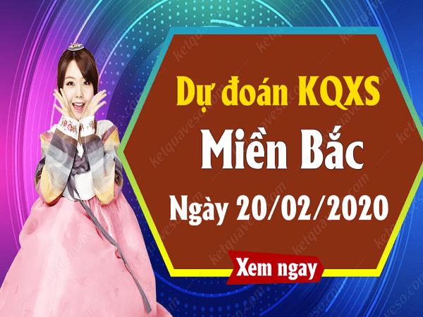 Soi cầu kqxsmb ngày 20/02 chuẩn xác