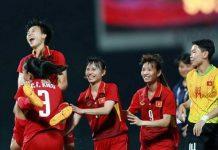 Tuyển nữ Việt Nam đấu bại tướng thầy Park ở trận tranh vé Olympic